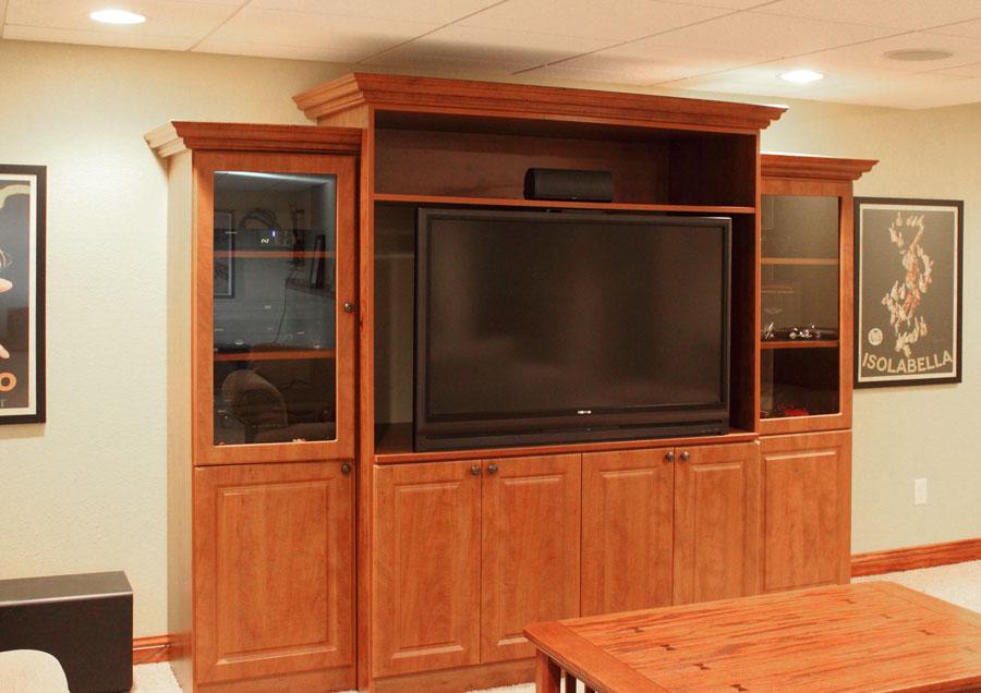 Andover - Media Cabinet